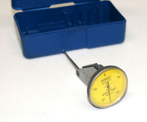 Swiss Made Girod tast Vertical Dial Test Indicator Long Contact Point Metric