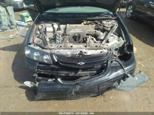 Engine 3 8l With Supercharged Option Vin 1 8th Digit Fits 97 04 Regal 266490
