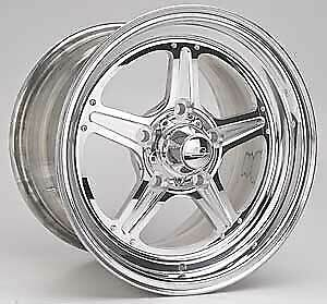 Billet Specialties Rs035106175n Street Lite Wheel Size 15 X 10 Rear Spacing