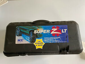 Super Chain Company New Super Z Lt Tire Chains Cables For Pickups