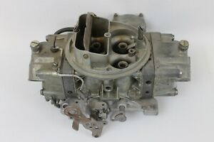 1966 Chevelle Big Block 396 375hp Holley Carburetor 3893229 List 3613 Gm