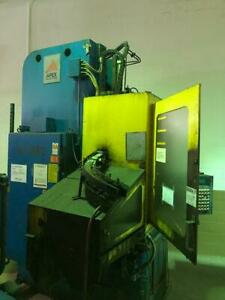 Apex 10 Ton 30 Stroke Vertical Hydraulic Table Up Broaching Machine
