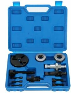 Auto A C Compressor Clutch Remover Puller Installation Air Condition Tool Set Us