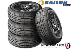 4 Sailun Atrezzo Sh406 215 55r16 97h All Season Performance Tire 45k Mi Warranty