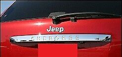 Jeep Grand Cherokee Rear Lift Gate Hatch Cover Trim Fits 2005 2010