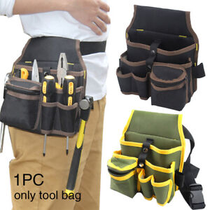 Us Durable Waist Pocke Bags Oxford Travel Quick Release Tool Bag For Electrician