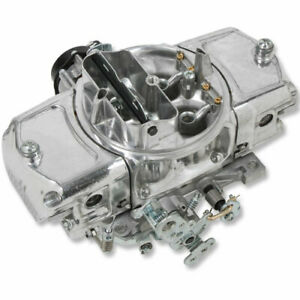 Demon Carburetion Spd 750 Ms Speed Demon Aluminum Carburetor 750 Cfm Mechanical