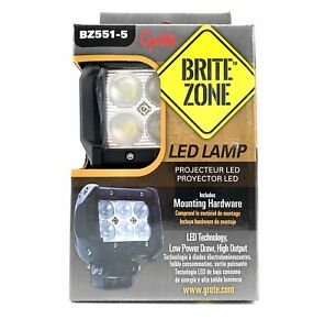 Grote Bz551 5 Brite Zone Led Work Light 29561 3