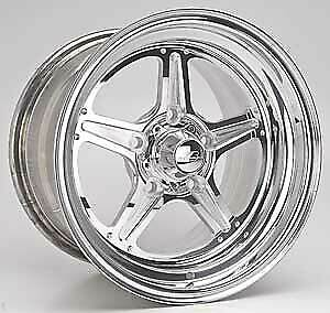 Billet Specialties Rs035106165n Street Lite Wheel Size 15 X 10 Rear Spacing