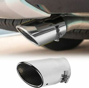 Car Rear Exhaust Pipe Muffler Tip End For Toyota 4runner 2010 Stainless Steel
