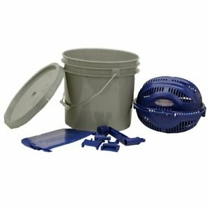 Frankford Arsenal Quick-N-EZ Rotary Sifter Kit with Media Separator Bucket $45.34