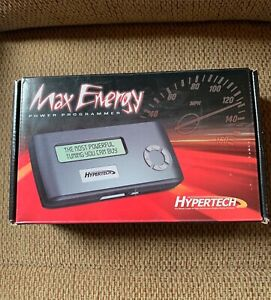 Hypertech Max Energy Performance Diagnostic Tool 52501 For Dodge Ram Brand New