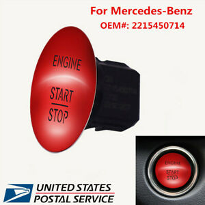 For Mercedes benz Engine Keyless Start stop Push Button Switch 2215450714 usa