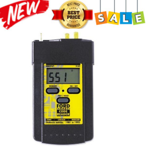 3145 Ford Digital Obd1 Code Reader Compatible With Mcu And The Eec iv Computer