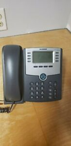 Cisco Ip Phones Spa504g 4 Line Phone