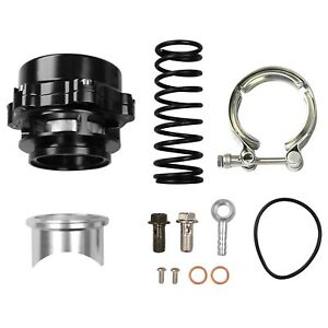 Tial Q 50mm Blow Off Valve Bov Flange Black Up To 35psi 6psi 18psi Springs