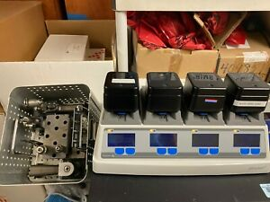Stryker System 6 Drill Set With Battery Charger And 4 Batteries