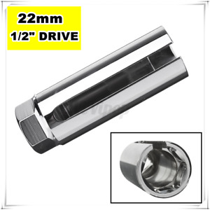 1pcs 7 8 22mm 1 2 Drive Lambda O2 Oxygen Sensor Removal Socket Wrench
