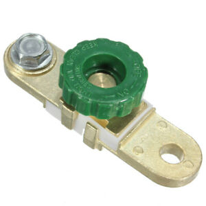 Car Auto Motorcycle Cut Off Switch Side Post Battery Master Disconnect