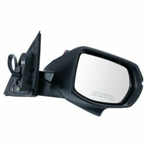 Mirror Power Heated Turn Signal Camera Paint To Match Rh Side For Hr v
