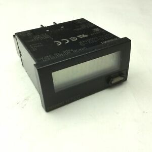 Omron H7ec nv bh Total Counter Input Signal Voltage 4 5 30vdc 7 segment Lcd