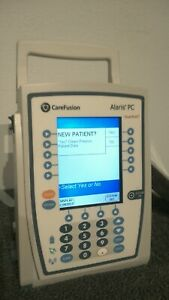 Carefusion Alaris Pc 8015 Controller With Mount Wifi And Good Battery