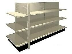 Gondola Shelves End Cap 48x16x54