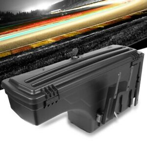 Left Driver Side Pick Up Truck Wheel Well Tool Box Storage For 15 20 Ford F 150