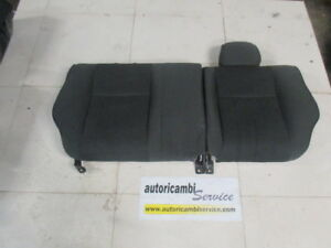 Alfa Romeo 147 1 6 Benz 5m 88kw 2004 Replacement Back Seats Rear Without