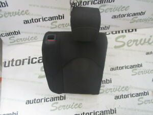 Back Seat Rear Right Side Alfa Romeo Mito 1 6 88kw D 6m 3p 2008