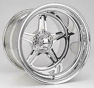 Billet Specialties Rs035126545n Street Lite Wheel Size 15 X 12 Rear Spacing