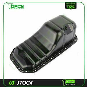 For 1988 1989 1990 1992 Toyota For Corolla 1988 1989 For Mr2 1 6l Engine Oil Pan