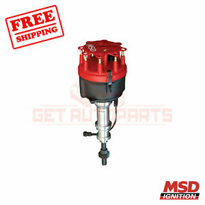 Msd Distributor For Ford Mustang 79 1985