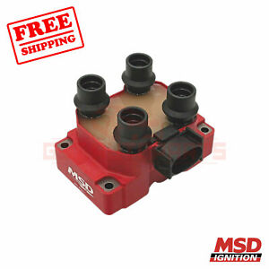 Msd Ignition Coil For Ford Mustang 96 1998