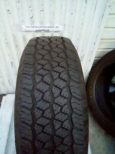 265 70r17 113t Bf Goodrich Rugged Trail 10 32 Used Tires