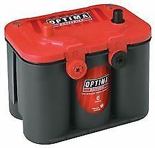 Optima Red Top 8004 003 Group 34 78 34 78 Redtop Battery 12 Volt 800 Amps Agm