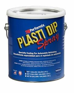 Plasti Dip Performix 10101s 4pk Red Spray 1 Gallon pack Of 4