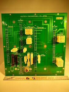 Barudan Embroidery Machine Back Board Part Number 5740 Or Eby01330