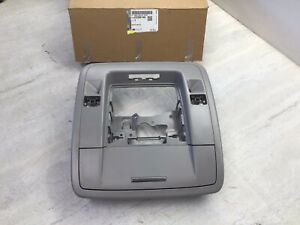 2014 2018 Chevrolet Gmc Truck Oem Roof Overhead Console Assembly Gm 23396145