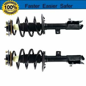 Complete Struts Assembly Front Pair Fits 08 17 Jeep Patriot W O Off Road Package