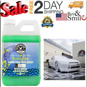 Chemical Guys Honeydew Snow Foam Car Wash Soap And Cleanser Free Shipping Hot