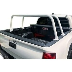 For Toyota Tacoma 2005 2020 Heavy Metal Off Road Hmorbb15 Bed Bars