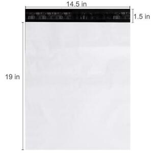 14 5x19 Poly Mailers Envelopes Shipping Bags Self Seal 14 5 X 19 2 5 Mil