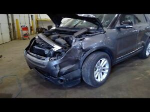 Rear Carrier Differential Assembly 2014 Explorer Sku 2708223