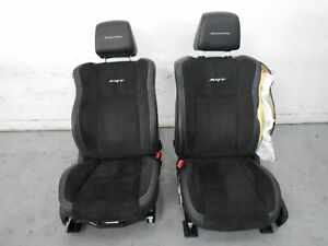2015 15 16 17 Dodge Charger Hellcat Front Seat Set 5870