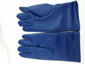 X ray Lead Gloves Lead Radiation Protective Blue Colour With 0 5mm
