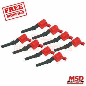 Msd Ignition Coil Fits Ford Mustang 1999 2004