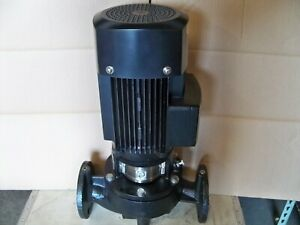 Water Pump 2hp 30 Gpm 28 Psi 220v 3phase 1 1 2 In out Cnp Td40 20 2slhcj
