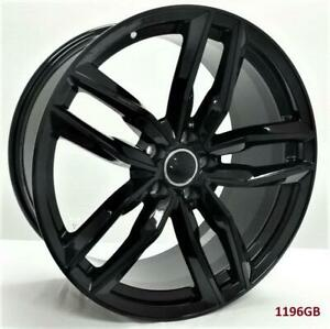 20 Wheels For Audi Q7 3 0 Tdi S line 2010 15 5x130 20x9