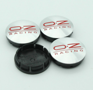 4pc 56mm 2 2 Inch Oz Racing Car Wheel Rim Center Hub Caps Covers 5 Colors Option